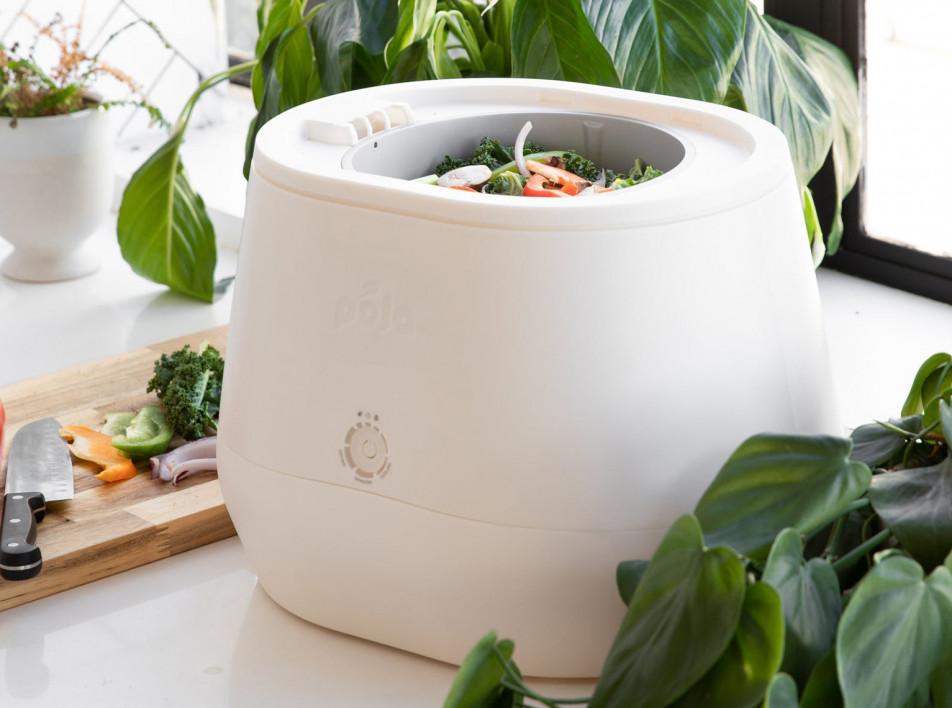Pela: кухонный прибор, превращающий отходы в компост