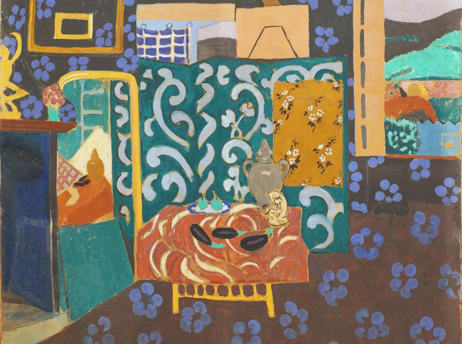 Кристина Челестино: коллекция по мотивам картины Матисса