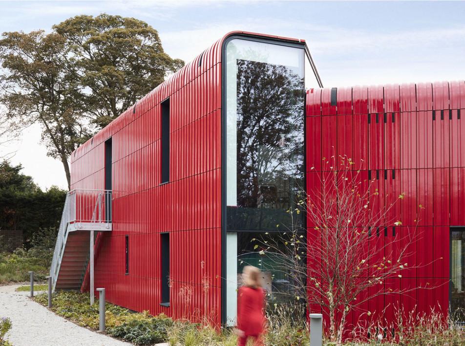 Maggie's Center  по проекту Ab Rogers Design