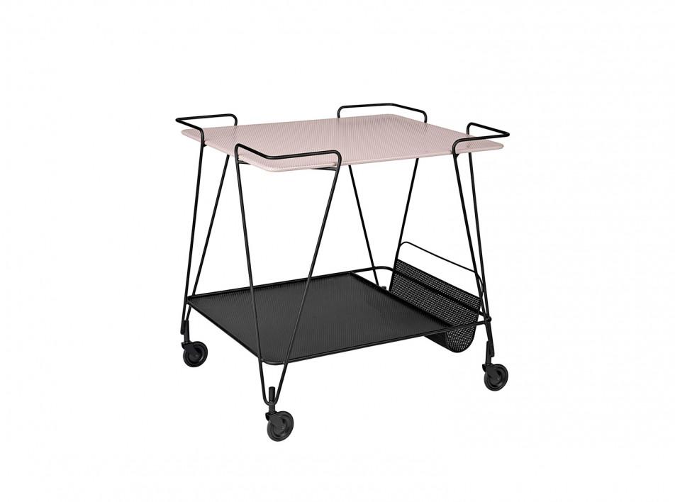 Сервировочный столик: 10 дизайнерских моделей