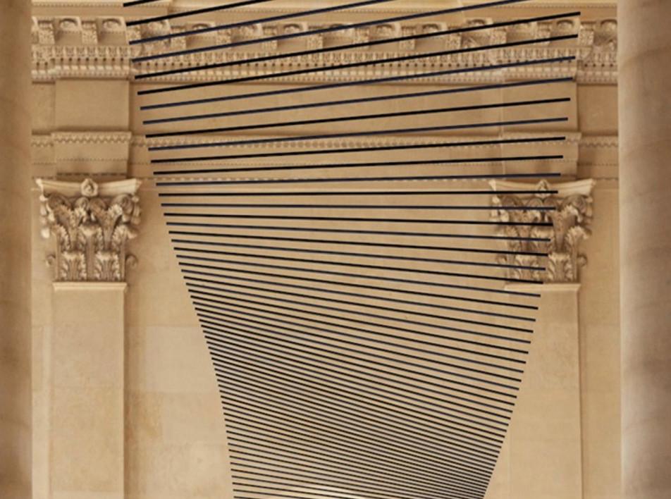 Кинетическое искусство Элиаса Креспина в Лувре
