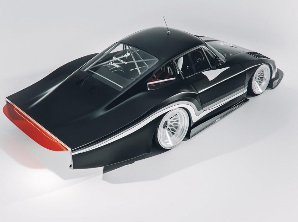 Porsche: культовая модель Moby Dick 1970-х стала электрокаром
