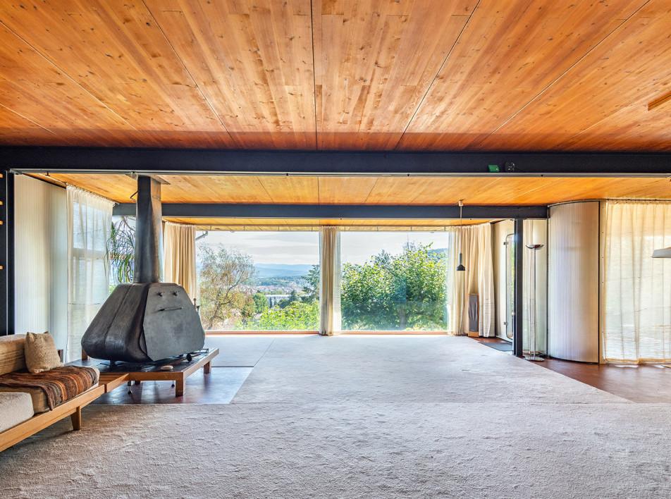 Дом по проекту Жана Пруве выставлен на продажу