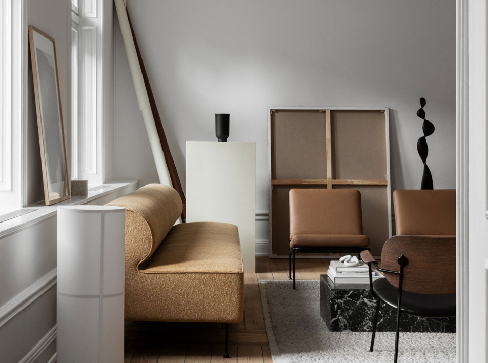 Norm Architects в проекте «Дом скульптора»