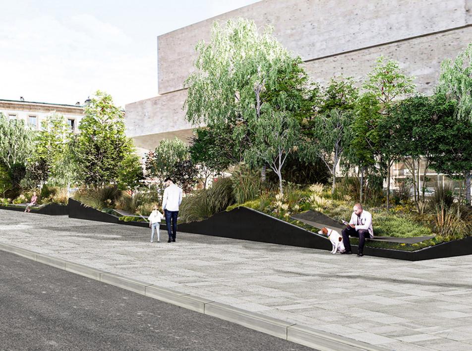 Стефано Боэри: система для городского озеленения