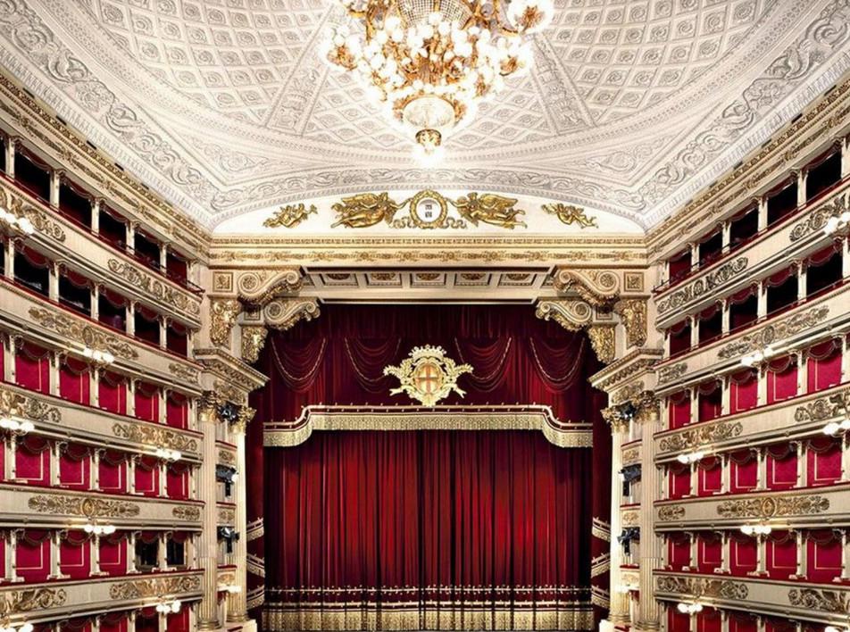 Миланский театр Ла Скала: виртуальный тур