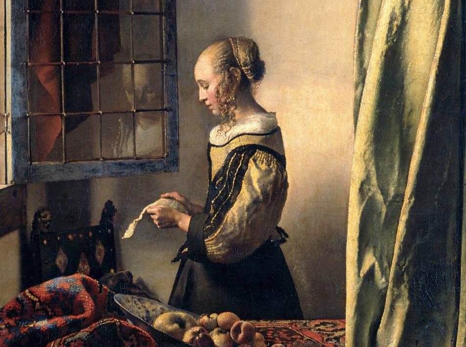 Выставка Вермеера в Дрезденской картинной галерее