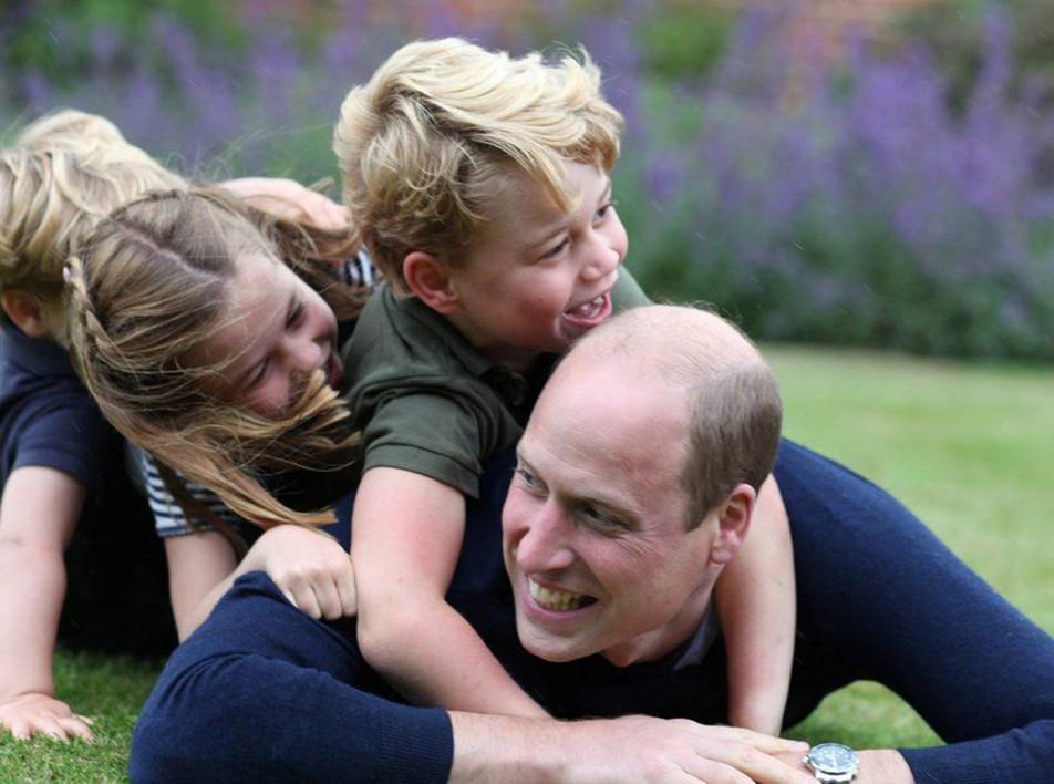 Принц Уильям отметил день рождения