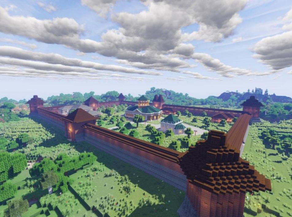 Зарайский кремль создал виртуальную копию в компьютерной игре