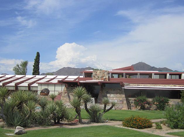 7 арт-резиденций для отдыха и работы