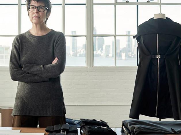 Элизабет Диллер: сумка для Prada