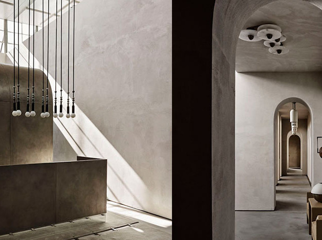 Бутик Apparatus: арки и де Кирико в Лос-Анджелесе