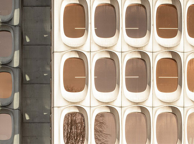 Новая жизнь офисного здания Константина Бродского