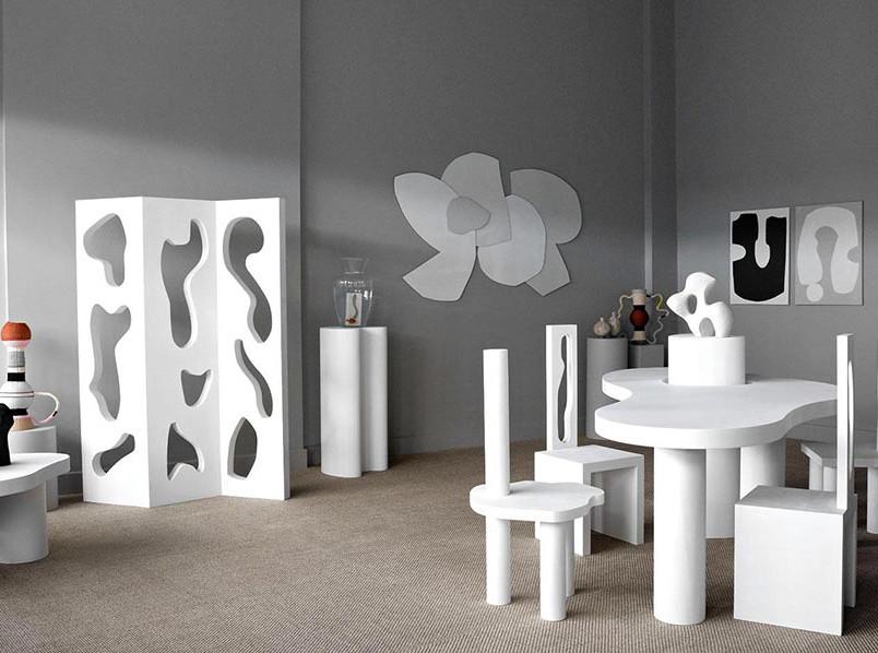 Лора Фулмин и проект M.A.H: дизайн и искусство напрокат