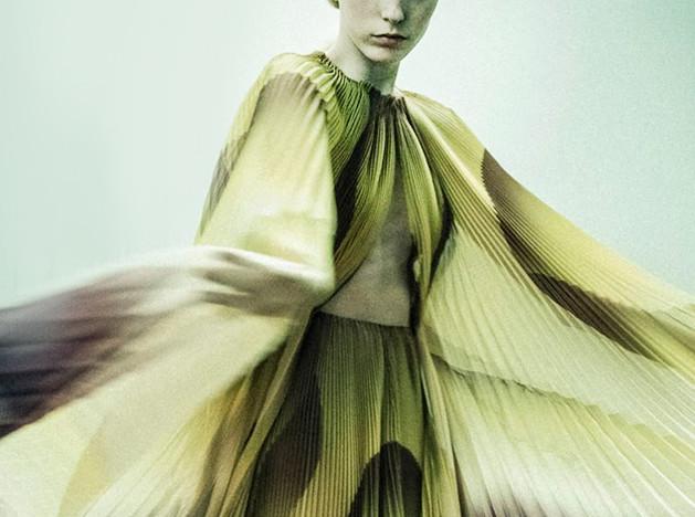 Генная инженерия и мода: коллекция Shift Souls Айрис ван Херпен
