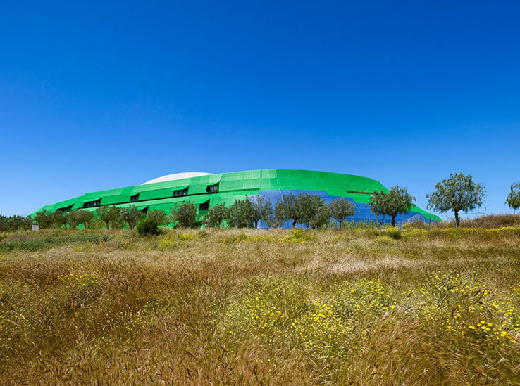 Жан Нувель спроектировал учебный центр на Кипре