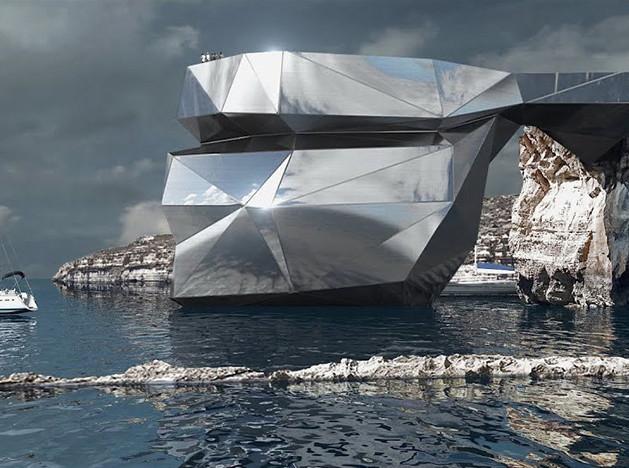 Архитектор Светозар Андреев спроектировал «Сердце Мальты»