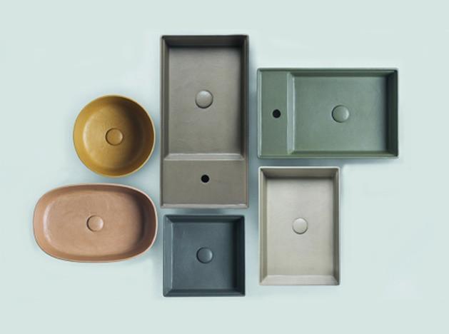 Artceram: 5 необычных решений для ванной комнаты