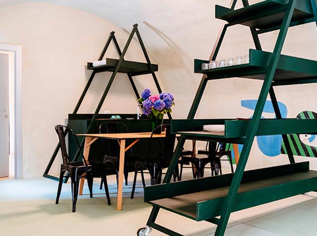 Casa Maer: арт-отель в итальянской деревне