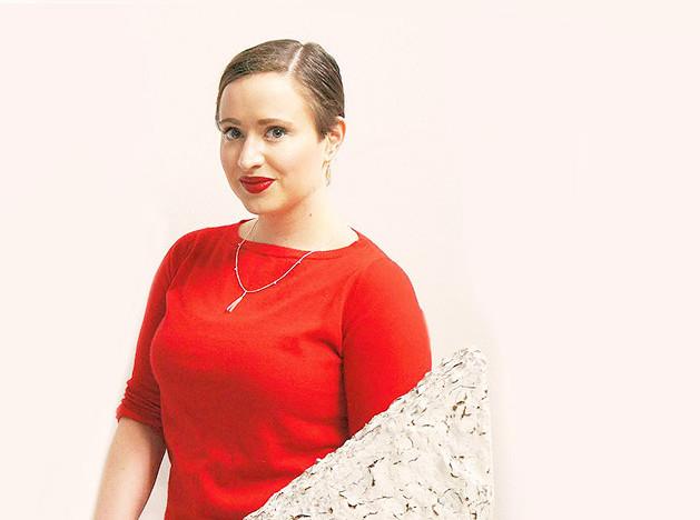 Ирина Разумовская в финале Loewe Craft Prize 2018