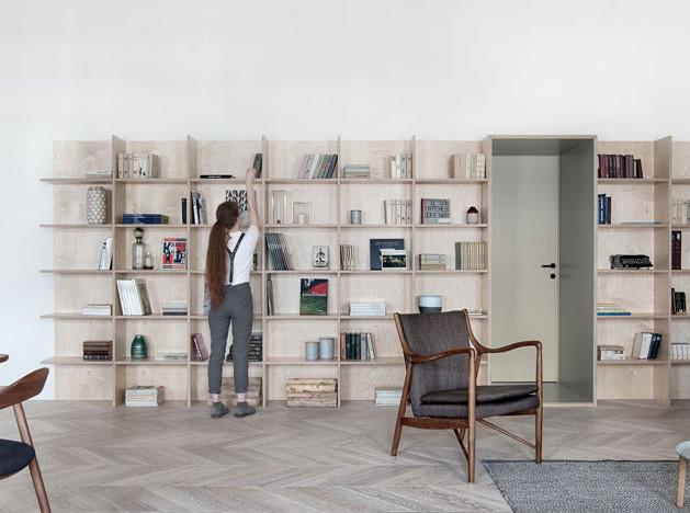 INT2architecture: датский дизайн на канале Грибоедова