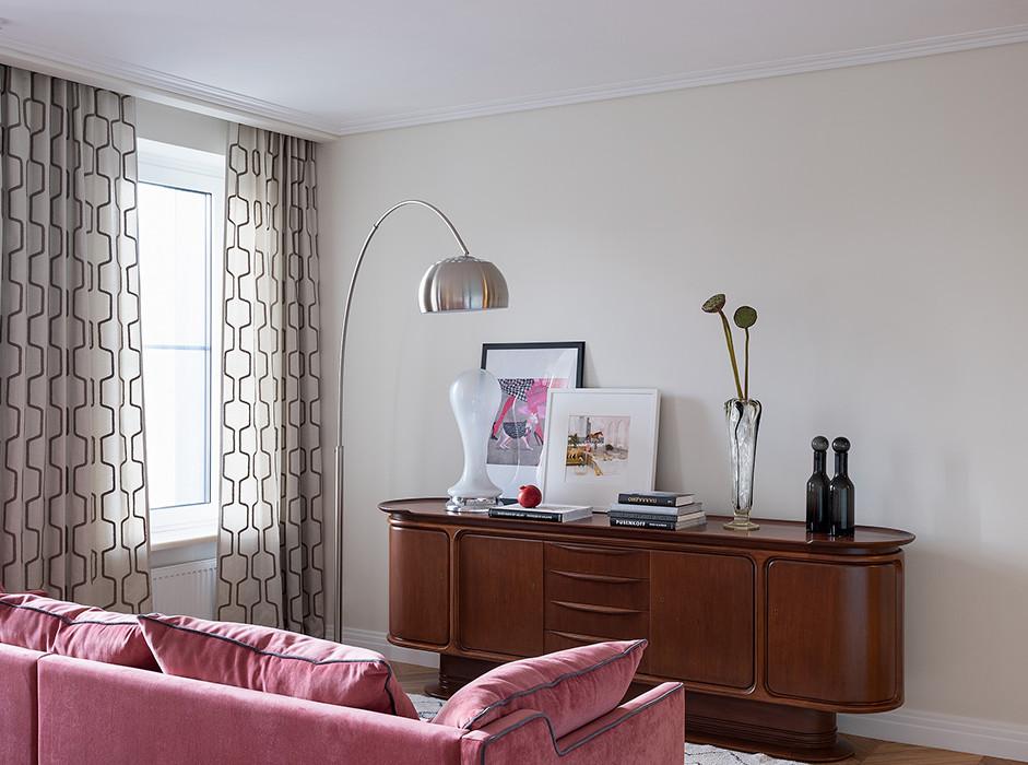 PropertyLab+art: московская квартира с винтажем