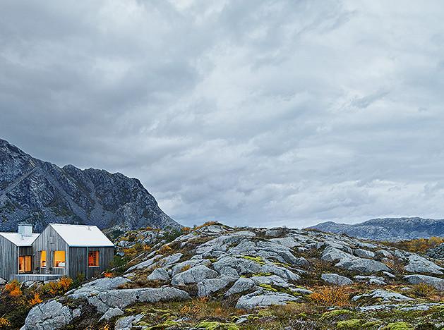Чище, медленнее, экологичнее. 8 новых построек на фоне дикой природы