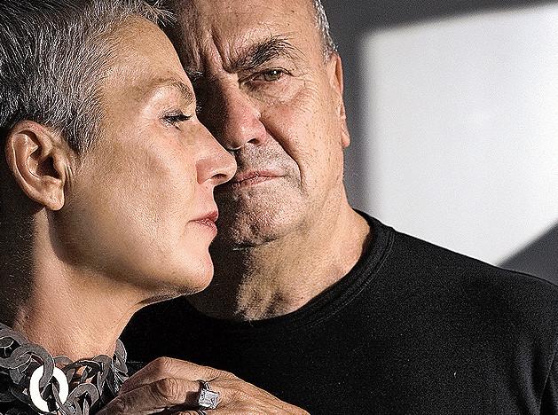 Массимилиано и Дориана Фуксас — на волне профессионального успеха