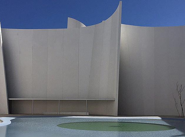 Японский архитектор Тойо Ито и Музей барокко в Мексике