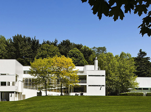 Продается White Castle архитектора Ричарда Мейера