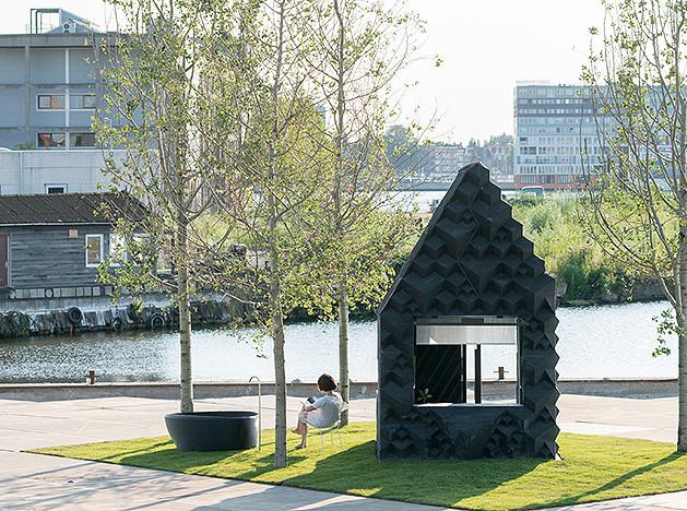 3D-принтинг: напечатанный дом