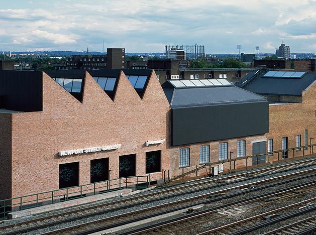 RIBA Stirling Prize 2016: лучшее здание года — галерея Херста