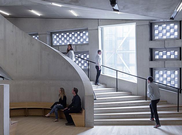 Tate Modern в Лондоне: долгожданная постройка Herzog & de Meuron