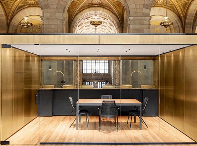 Архитектор Анри Клэнж (Henri Cleinge): золотая жизнь Королевского банка