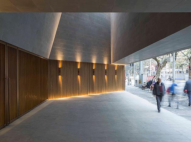 Студия Neri&Hu: новый облик театра в Шанхае