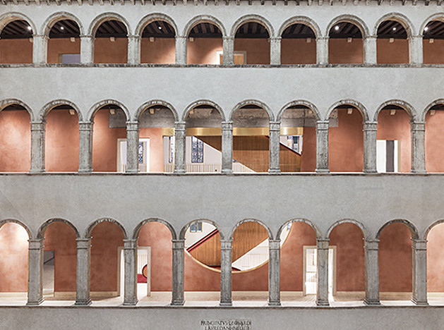 OMA: реконструкция палаццо Fondaco dei Tedeschi в Венеции