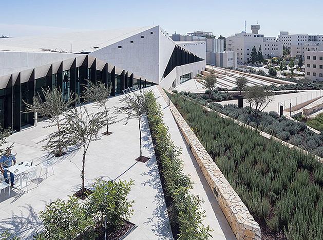 Музей в Палестине: изломы истории