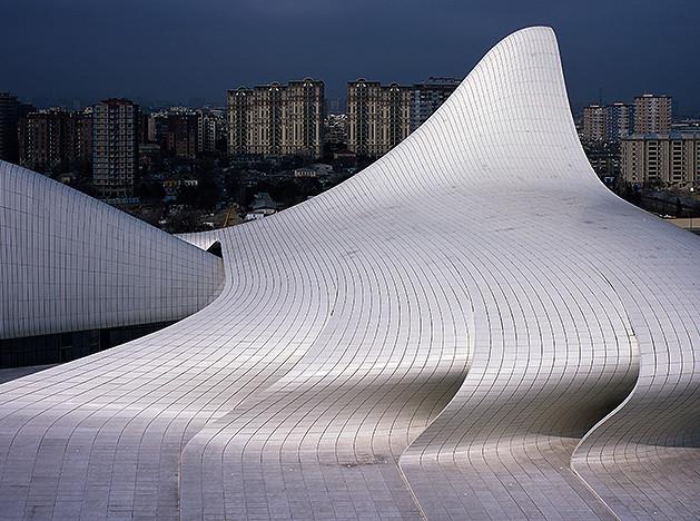 Глобальная архитектура 2016 по версии RIBA