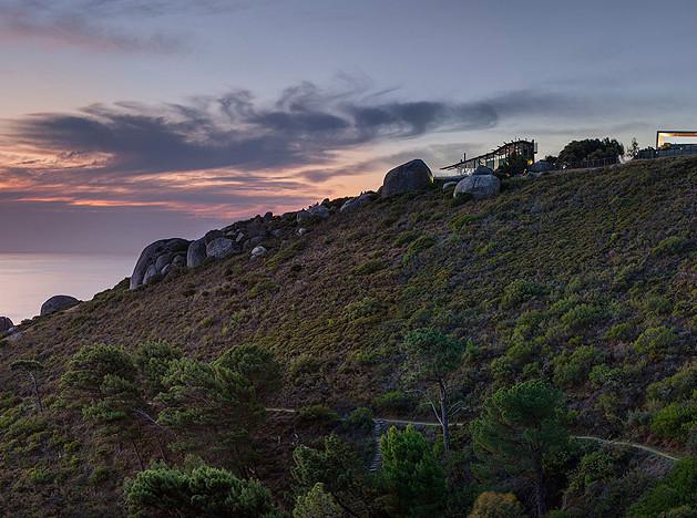 SAOTA: идеальная вилла в окрестностях Кейптауна