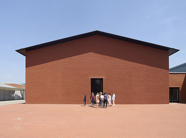 Herzog & de Meuron для Vitra Design Museum