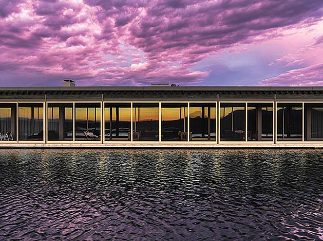 Архитектура Тадао Андо: ранчо Тома Форда