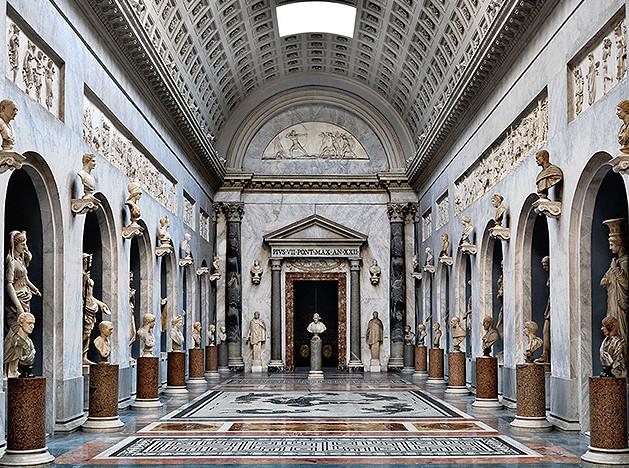 Массимо Листри: архитектурные шедевры Ватикана