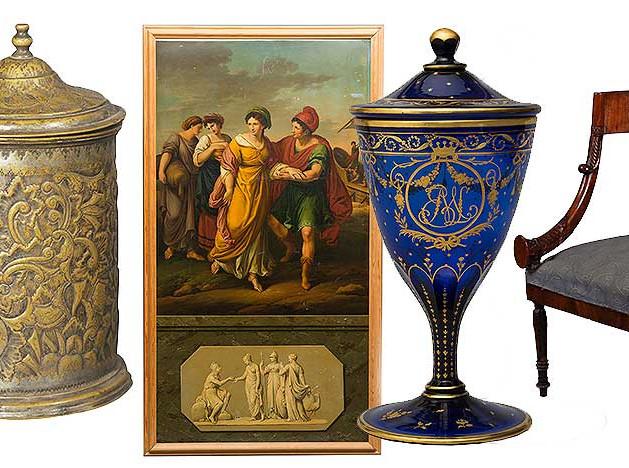 Юбилей ВМДПНИ: музей русского декора и интерьера