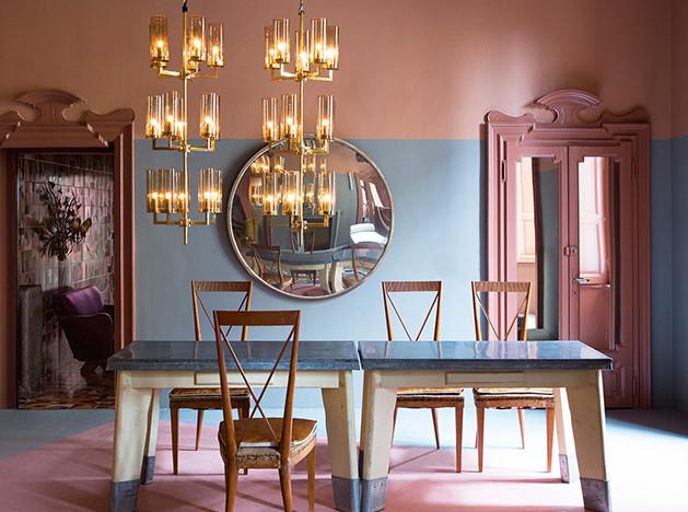 Dimore Studio обновили свою квартиру-галерею