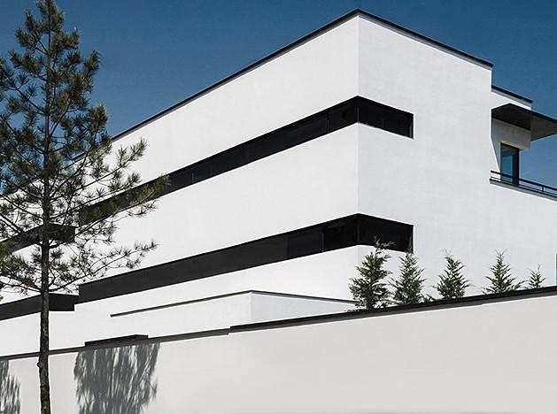 М3 Architects: вилла у Черного моря