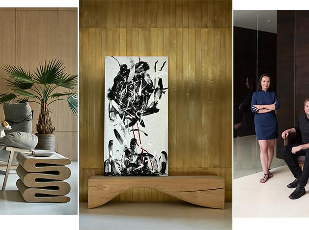 Domestic Studio: лаконичный интерьер в центре Москвы