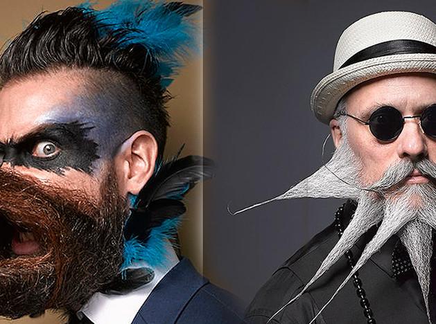 Лучшие усы и бороды Америки