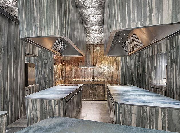 RCR Arquitectes и Пау Льимона: ресторан-пещера в Барселоне