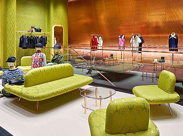 Herzog & de Meuron создали имидж Miu Miu в Токио