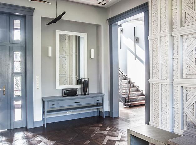 Дом в Новой Москве от архитекторов BIGO: свежий взгляд на классику